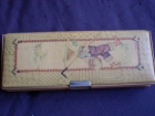 2 DOOR JAPANESE PENCIL BOX FROM THE 80'S