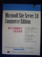MICROSOFT SITE SERVER 3.0 COMMERCE EDITION (USED)